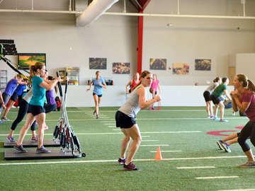 CG Arena Revolutionary Group Fitness