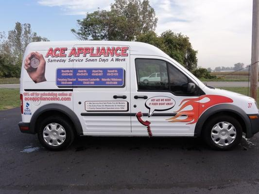 Ace Appliance Parts