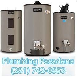 Pasadena Water Heater