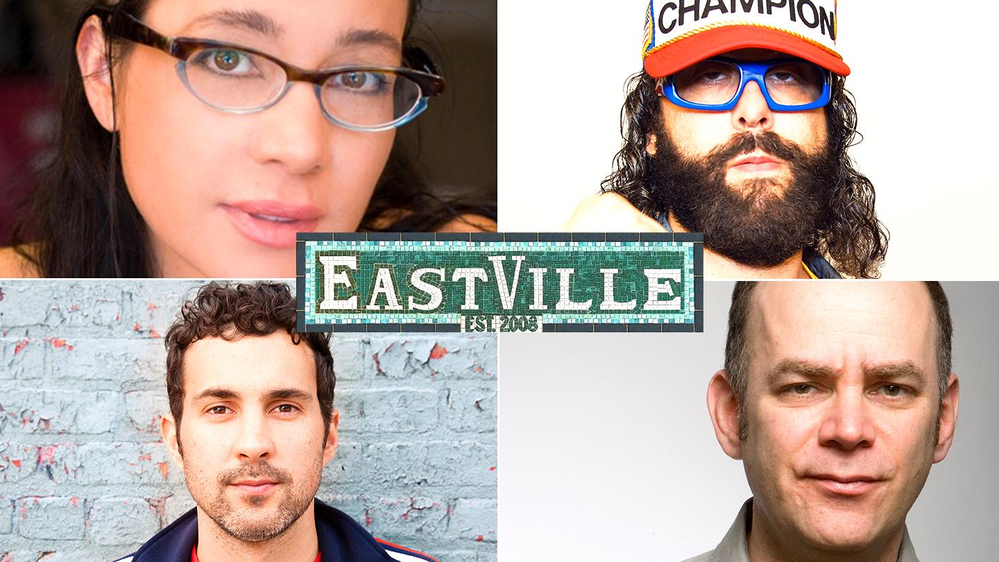 """""""The Eastern European Comedy Show"""" or """"Wednesday Night at EastVille!"""""""