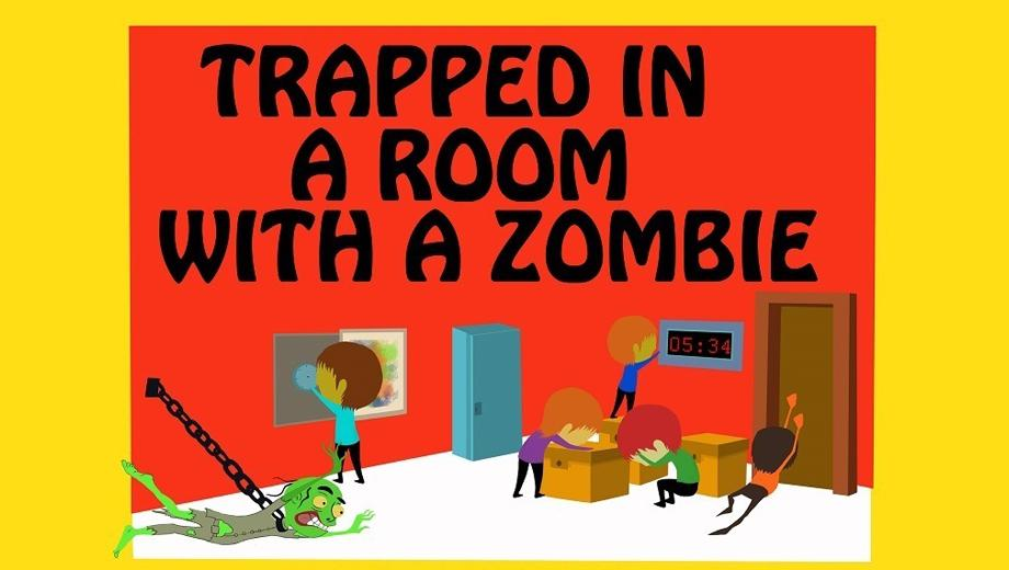 Trapped in a Room With a Zombie Los Angeles