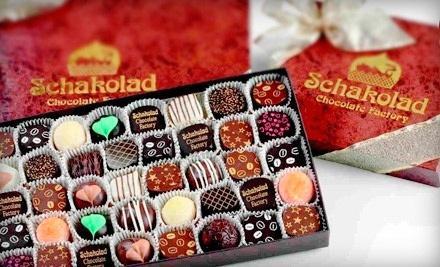 Schakolad Chocolate Factory Fort Worth
