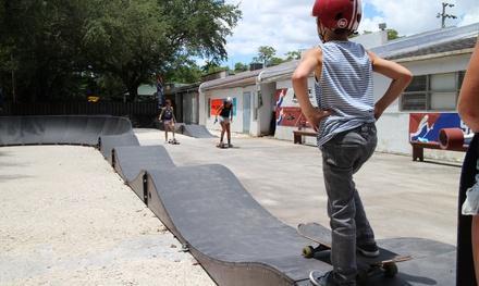 Skateboard Supercross Academy