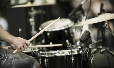 Concepts In Drumming