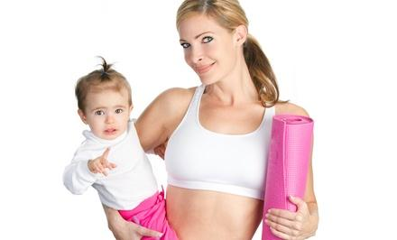 Mommy & Me Boot Camp