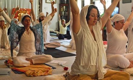 Kundalini Yoga Center