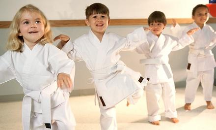 Pintsize Karate