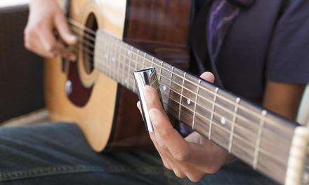 Brooklyn Guitar Lessons