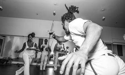Ginga Mundo Capoeira Brooklyn