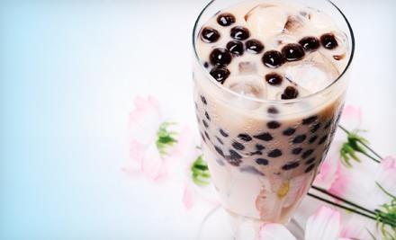 Ninja Bubble Tea