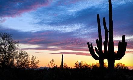 Arizona Desert Mountain Jeep Tours