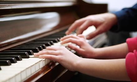 Teach Me How To Play Piano