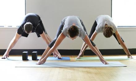 Working With Yoga