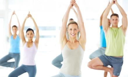 The Yoga Center Of Portland