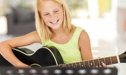 Guitar Instruction With John Monllos