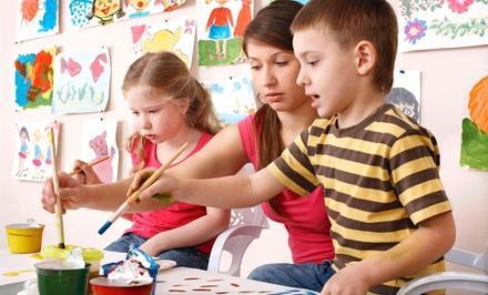 Artful Kids Expressive Art Classes