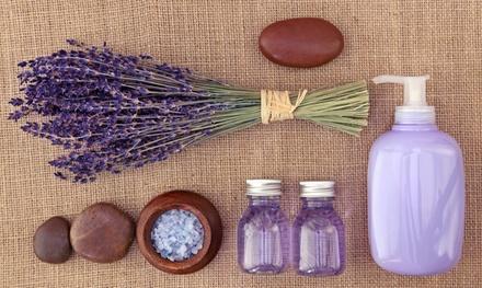 Lavender Flower Day Spa