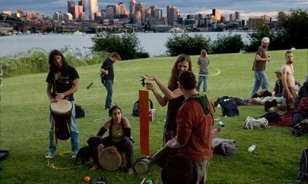 Seattle Hand Drummers