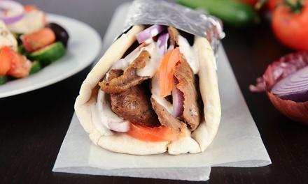 Cafe Kebab