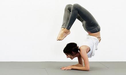 Inverse Jiu Jitsu & Yoga