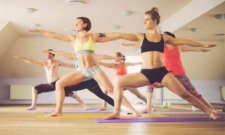 NWA Hot Yoga