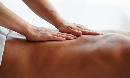 Massage by Silvia at The Esthetic Boutique