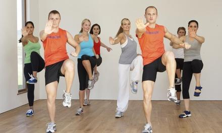 The Body Rock Factory At Danceworks