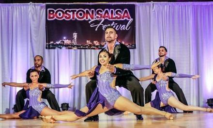Raices Latin dance