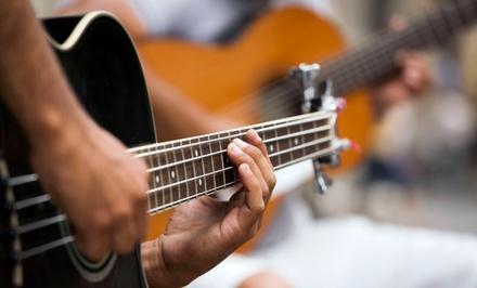 Master Guitar Teacher