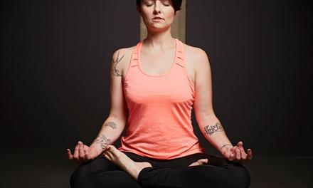 Spring Yoga and Fitness