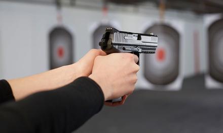Firing Line Indoor Gun Range