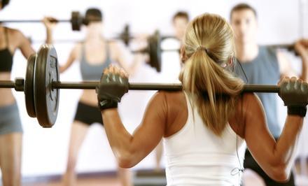 CrossFit The Challenge