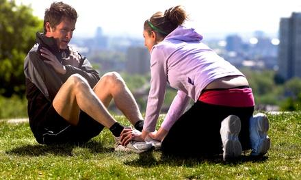 The Body Firm Fitness Boot Camp