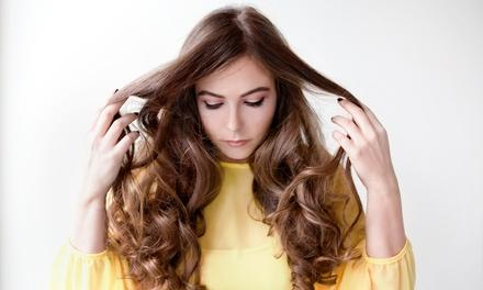 Jodi At Euro Hair Studio