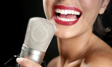 Vocal Coach Boot Camp