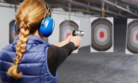 Break Leather Firearms Training
