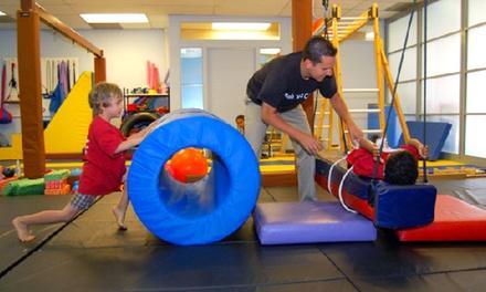 Pediatric Motor Playground