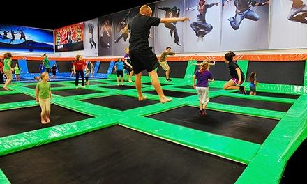 Elevated Sportz Indoor Trampoline & Fun Center