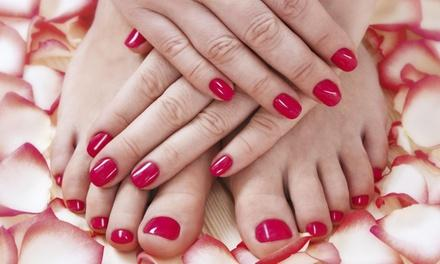 Karen's Manicures - at At Any Length