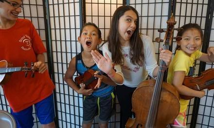 Violin Viola Cello Lessons