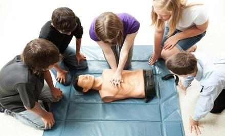 Hands To Heart CPR