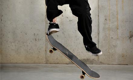 Serio Skateboard Shop