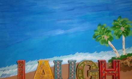 Paint, Laugh and Sip Party