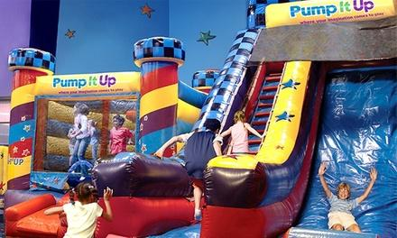 Pump It Up Crystal Lake