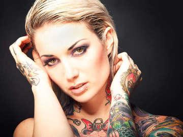 Mad Ethel's Tattoo