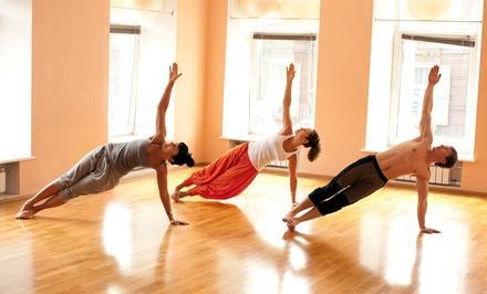 Liquid Bliss Yoga