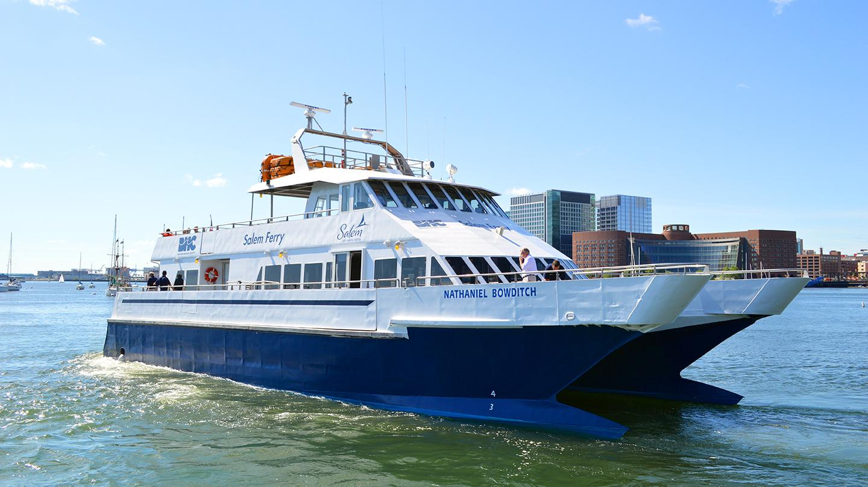 Halloween Cruises Boston