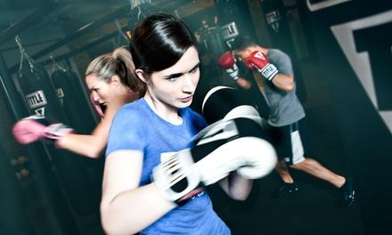 Title Boxing Club-Troy