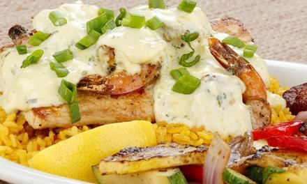 Sassy Bass Caribbean Grille