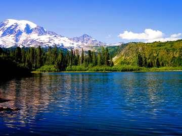 Mt. Rainier Ranch